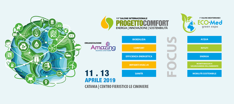 progetto comfort eco med 2019